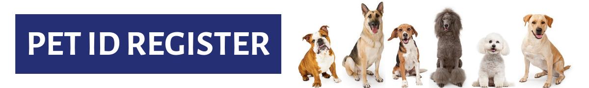Pet ID Register